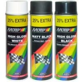 Motip High Gloss schwarz 500ml