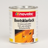 Novatic Bootklarlack